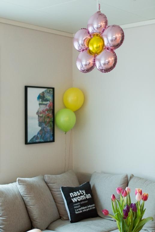 bursdag-blomsterballong