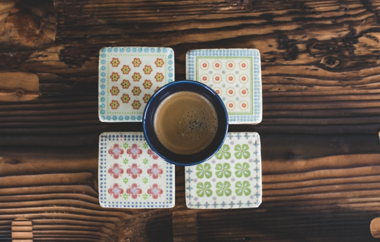Secondhand coasters