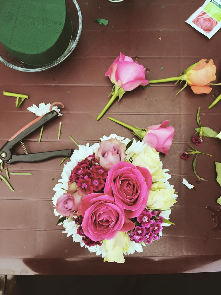 Throwback; flowers3